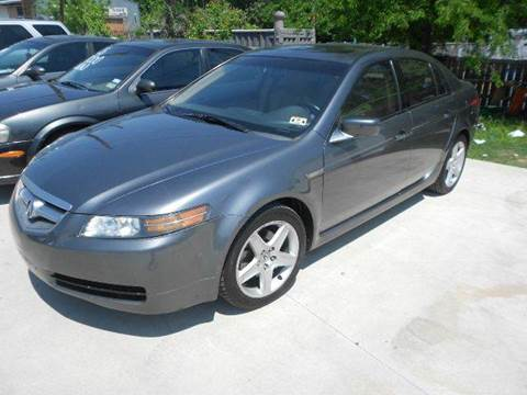 2004 Acura TL for sale at Car Depot in Fort Worth TX