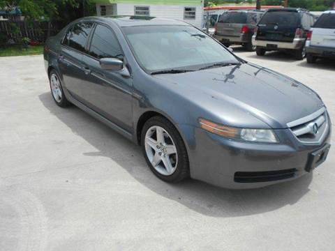 2005 Acura TL for sale at Car Depot in Fort Worth TX