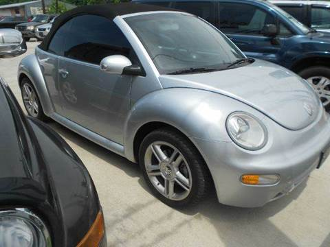 2004 Volkswagen Beetle for sale at Car Depot in Fort Worth TX