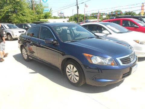 2010 Honda Accord for sale at CARDEPOT in Fort Worth TX