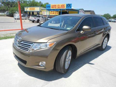 2011 Toyota Venza for sale at CARDEPOT in Fort Worth TX