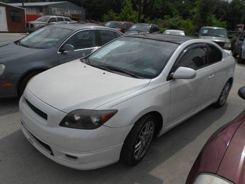 2007 Scion tC for sale at Car Depot in Fort Worth TX