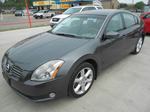 2006 Nissan Maxima for sale at CARDEPOT in Fort Worth TX