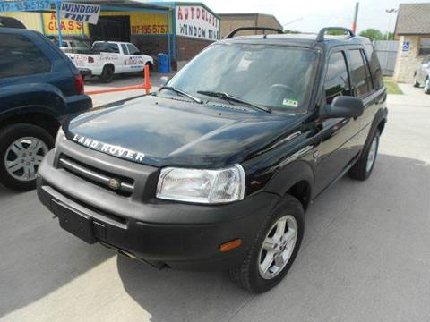 2002 Land Rover Freelander for sale at Car Depot in Fort Worth TX
