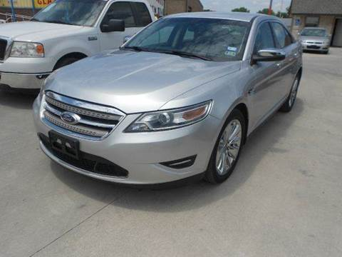 2012 Ford Taurus for sale at CARDEPOT in Fort Worth TX