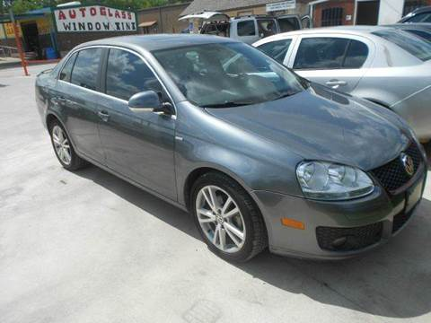 2007 Volkswagen Jetta for sale at CARDEPOT in Fort Worth TX