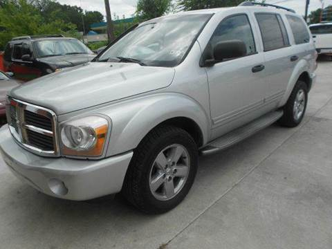 2006 Dodge Durango for sale at CARDEPOT in Fort Worth TX