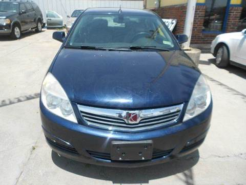 2007 Saturn Aura for sale at CARDEPOT in Fort Worth TX
