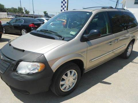 2005 Chrysler Town and Country for sale at Car Depot in Fort Worth TX