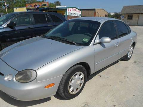 1997 Ford Taurus for sale at CARDEPOT in Fort Worth TX