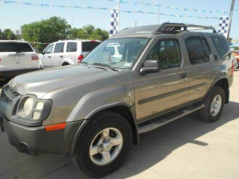 2004 Nissan Xterra for sale at CARDEPOT in Fort Worth TX