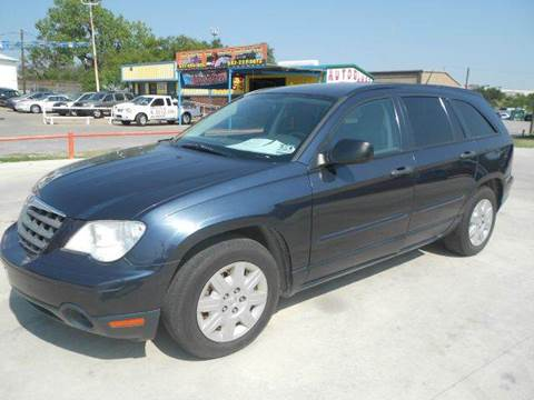 2007 Chrysler Pacifica for sale at Car Depot in Fort Worth TX