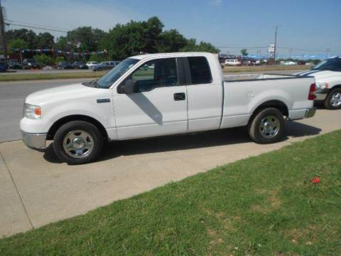 2008 Ford F-150 for sale at Car Depot in Fort Worth TX