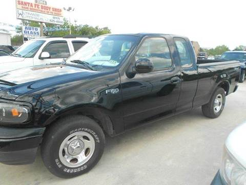 2003 Ford F-150 for sale at CARDEPOT in Fort Worth TX