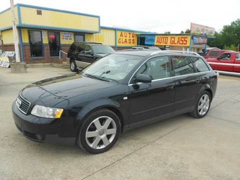 2002 Audi A4 for sale at CARDEPOT in Fort Worth TX