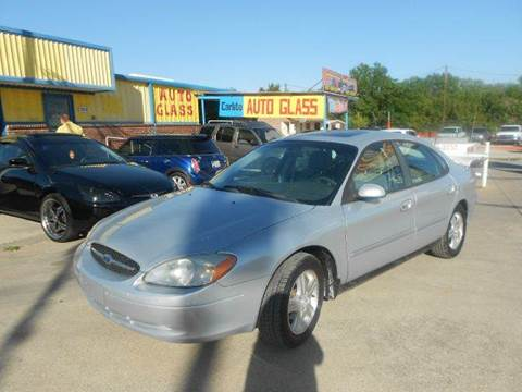 2000 Ford Taurus for sale at CARDEPOT in Fort Worth TX