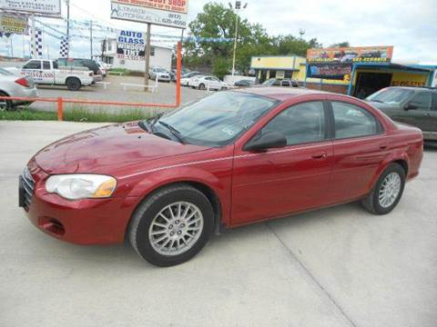 2005 Chrysler Sebring for sale at Car Depot in Fort Worth TX