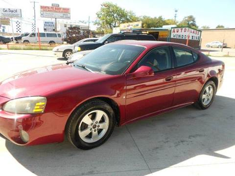 2006 Pontiac Grand Prix for sale at Car Depot in Fort Worth TX