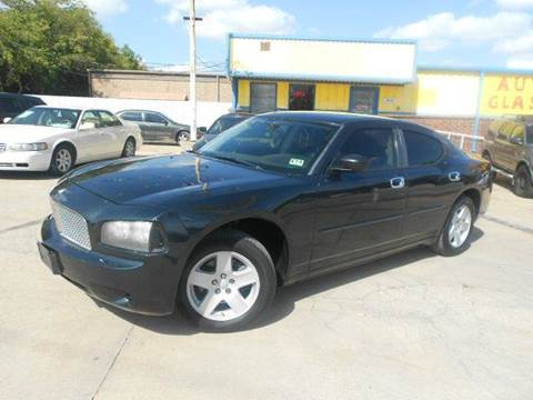2007 Dodge Charger for sale at Car Depot in Fort Worth TX