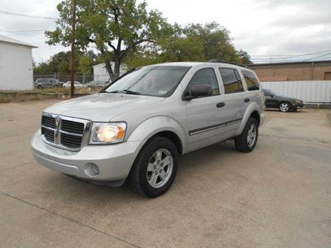 2007 Dodge Durango for sale at CARDEPOT in Fort Worth TX