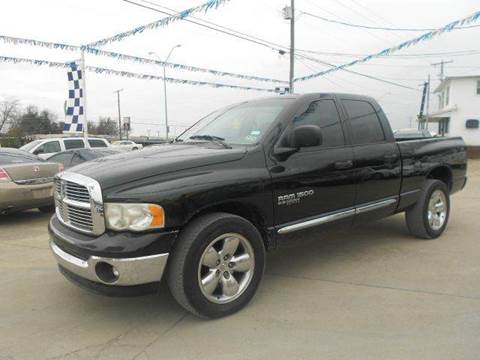 2005 Dodge Ram Pickup 1500 for sale at CARDEPOT in Fort Worth TX