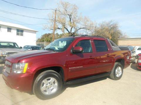 2008 Chevrolet Avalanche for sale at Car Depot in Fort Worth TX