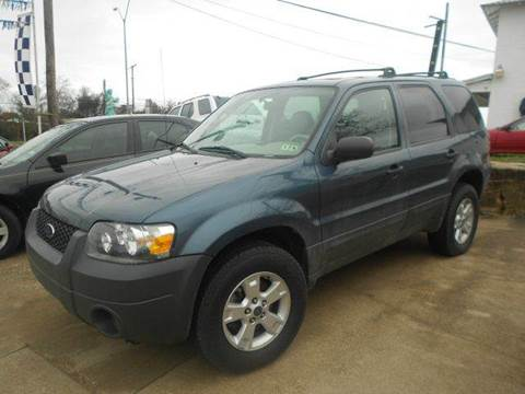 2005 Ford Escape for sale at Car Depot in Fort Worth TX