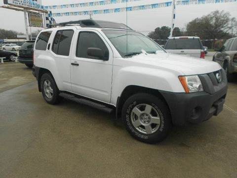 2007 Nissan Xterra for sale at Car Depot in Fort Worth TX