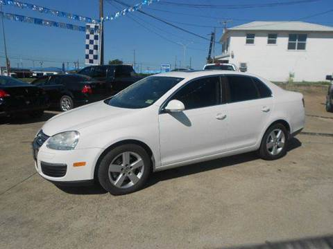 2008 Volkswagen Jetta for sale at CARDEPOT in Fort Worth TX