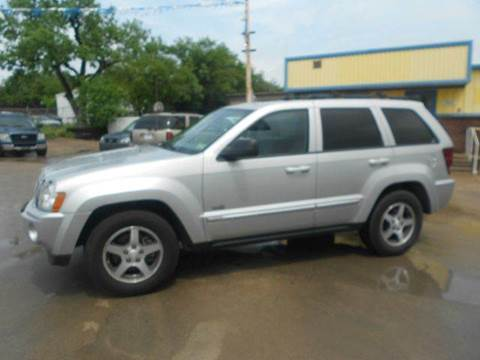 2006 Jeep Grand Cherokee for sale at CARDEPOT in Fort Worth TX
