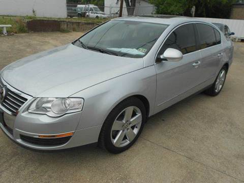 2008 Volkswagen Passat for sale at CARDEPOT in Fort Worth TX