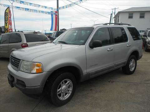 2002 Ford Explorer for sale at Car Depot in Fort Worth TX
