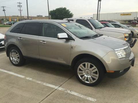 used car inventory worth depot fort for cars lincoln sale mkx