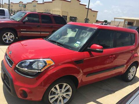 2013 Kia Soul for sale at Car Depot in Fort Worth TX