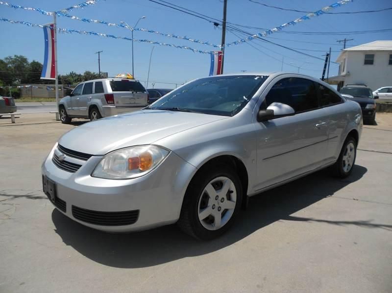 2007 Chevrolet Cobalt LT 2dr Coupe   Fort Worth TX