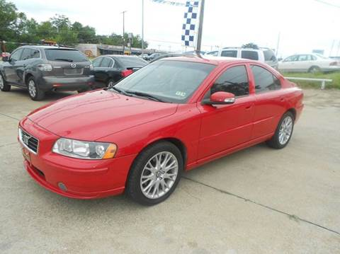 2007 Volvo S60 for sale at CARDEPOT in Fort Worth TX