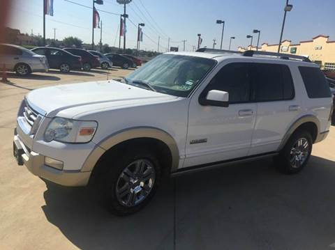 2007 Ford Explorer for sale at CARDEPOT in Fort Worth TX