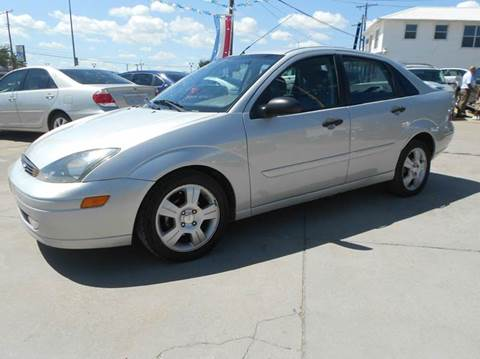 2003 Ford Focus for sale at Car Depot in Fort Worth TX