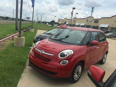 2014 FIAT 500L for sale at Car Depot in Fort Worth TX