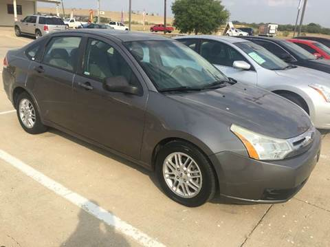 2009 Ford Focus for sale at Car Depot in Fort Worth TX