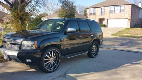 2008 Chevrolet Tahoe for sale at Car Depot in Fort Worth TX