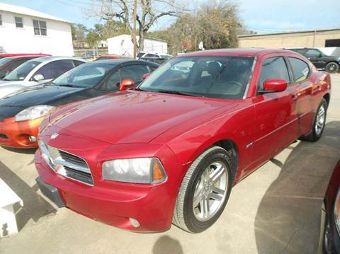 2006 Dodge Charger for sale at Car Depot in Fort Worth TX