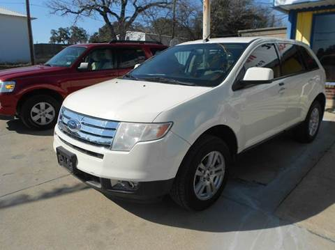2008 Ford Edge for sale at Car Depot in Fort Worth TX
