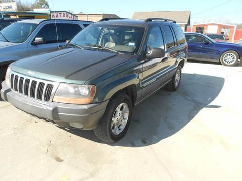 2002 Jeep Grand Cherokee for sale at Car Depot in Fort Worth TX