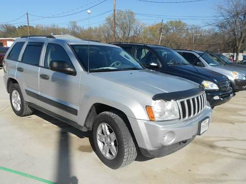 2006 Jeep Grand Cherokee for sale at Car Depot in Fort Worth TX