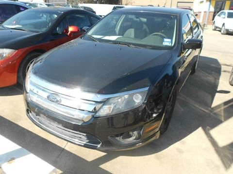 2010 Ford Fusion for sale at Car Depot in Fort Worth TX