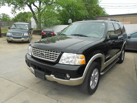 2005 Ford Explorer for sale at Car Depot in Fort Worth TX