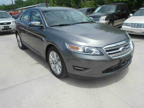 2012 Ford Taurus for sale at Car Depot in Fort Worth TX