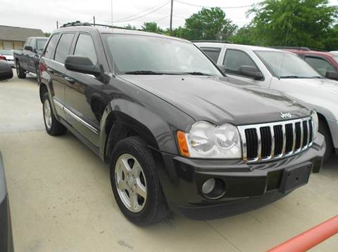 2005 Jeep Grand Cherokee for sale at Car Depot in Fort Worth TX