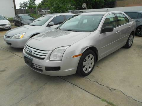 2007 Ford Fusion for sale at Car Depot in Fort Worth TX